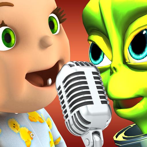 Voice Changer Fun: Talking Pro Icon