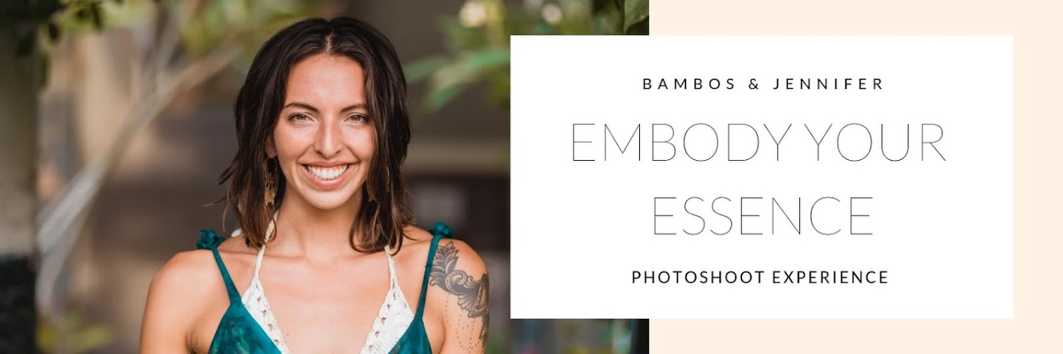 Embody Your Essence Photoshoot