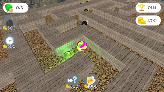 Maze 3D- screenshot thumbnail