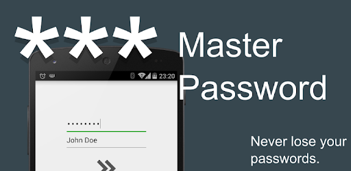 Master Password - Apps on Google Play