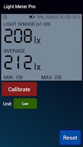 Light Meter Pro v2.0
