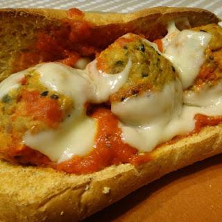 Spicy Italian Meatball Hoagies