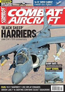 Combat Aircraft Magazine- screenshot thumbnail