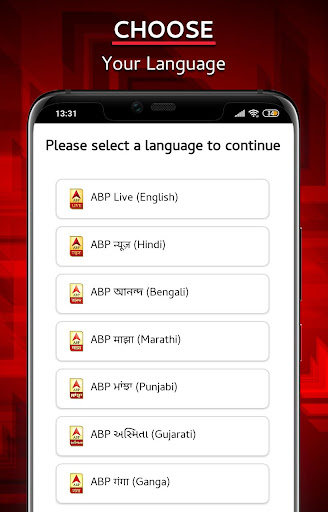 ABP Live TV News - Latest Hindi, Breaking News APP 1.9 screenshots 2