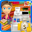 Fast Food Cash Register icon