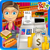 Fast Food Cash Register