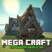 Mega Craft: Expansion World 3D