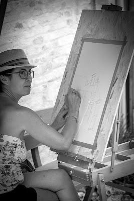 La mia artista di Maurizio Marcaccio
