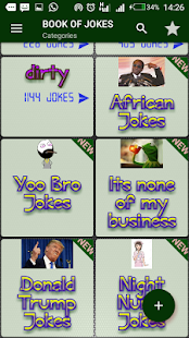 Book Of Jokes- screenshot thumbnail
