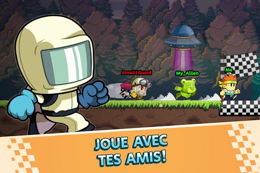 Télécharger Battle Racing Stars mod apk screenshots 3