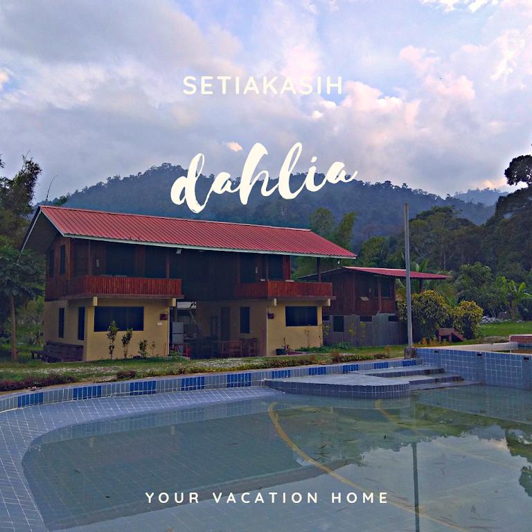 Setiakasih Holidays Resort In Kampung Janda Baik