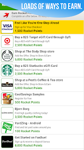 Rocket Redeem- screenshot thumbnail