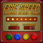 Epic Speed Icon