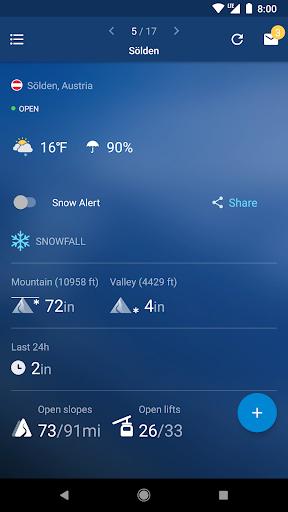 Snow Report Ski App Apk 1