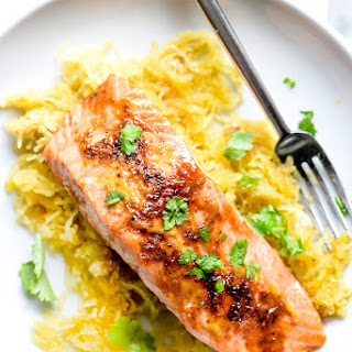 Salmon Spaghetti Squash Recipes