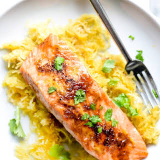 Salmon Spaghetti Squash Recipes.