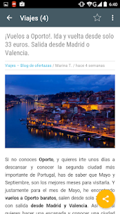 Blog de Ofertazas- screenshot thumbnail