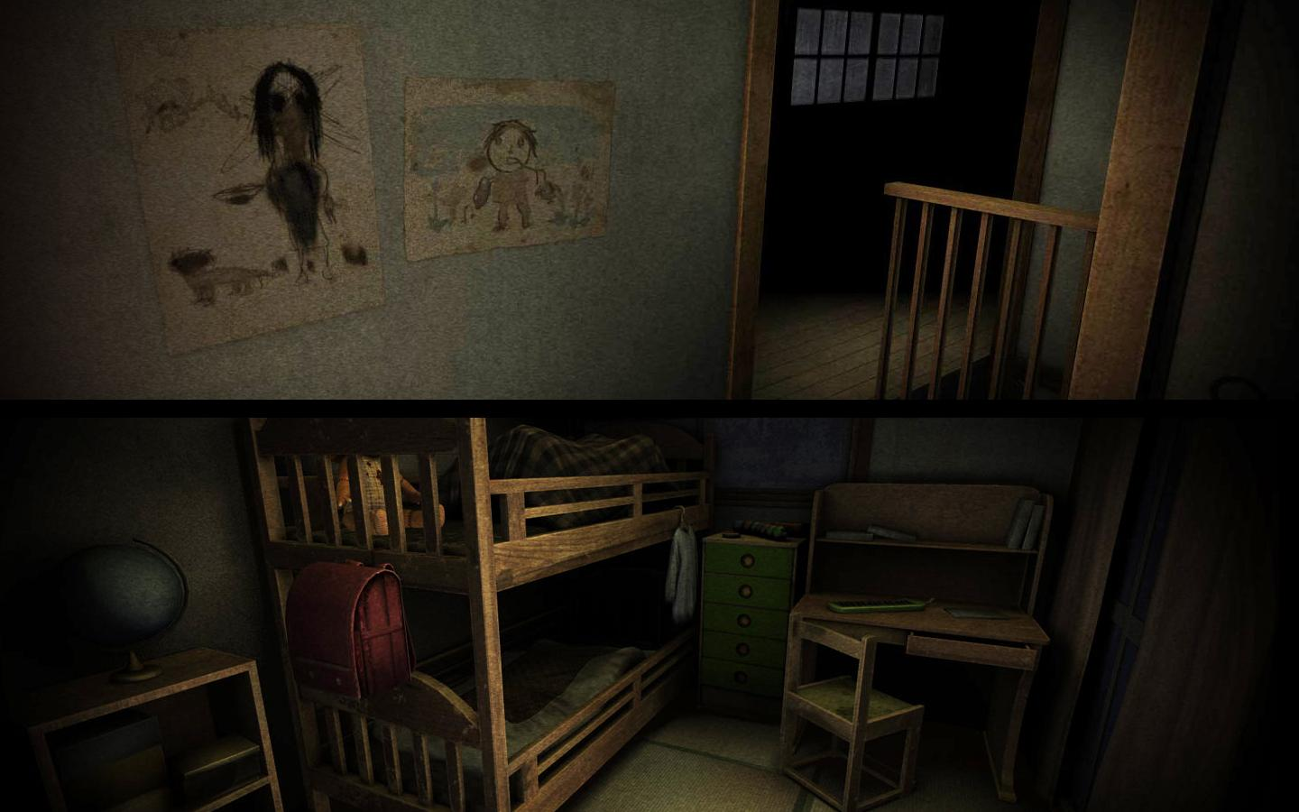 3D Kimodameshi -Japanese Horror Game-- screenshot