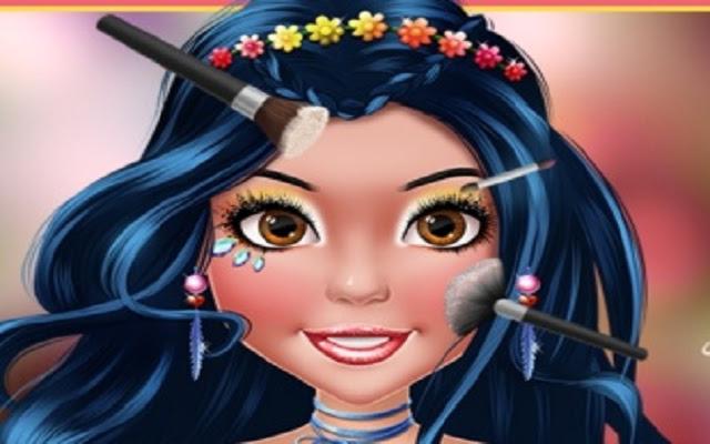 Fashion Magazine Perfect Make Up