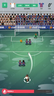 Tiny Striker: World Football- screenshot thumbnail