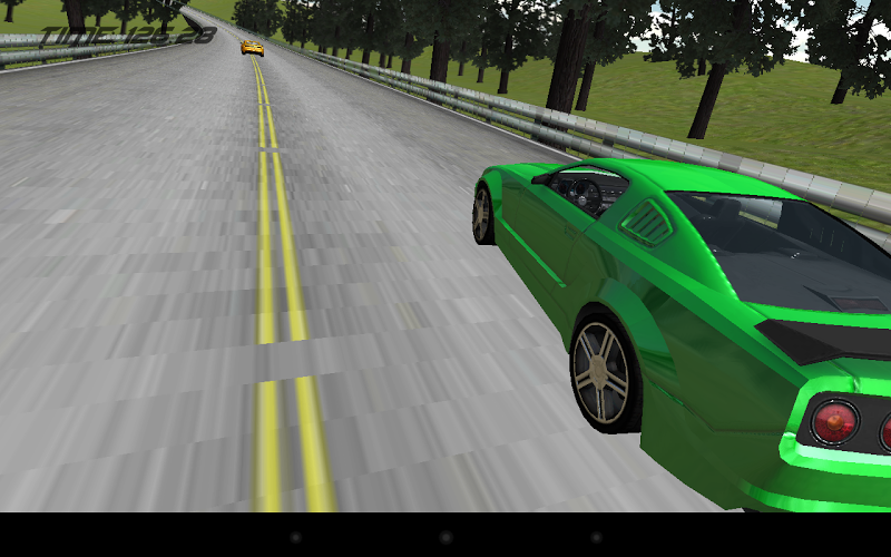 Скриншот Just Racing