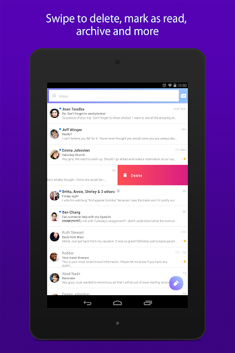 Yahoo Mail – Stay Organized screenshot 10
