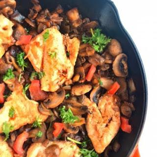 Healthier Chicken Marsala