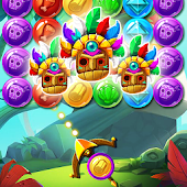 Brutal Tribe Bubble Shooter 2