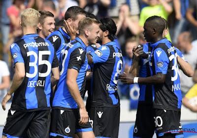 Bruges veut réaliser le doublé et rejoindre Anderlecht dans l'histoire