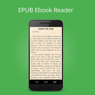 Ebook Reader (epub txt mobi)- screenshot thumbnail