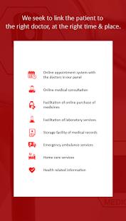 Patients - Doctorslink - náhled