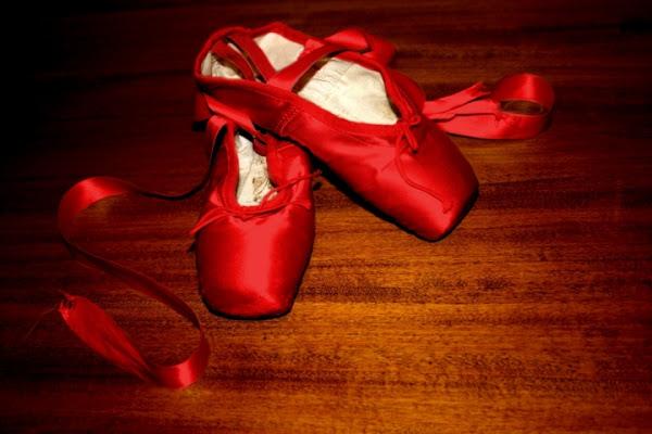 Scarpette rosse The Red Shoes di tato