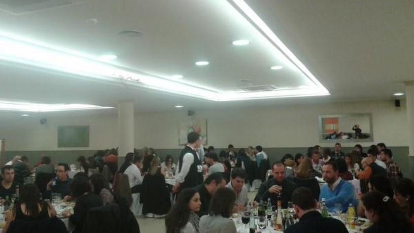 Imagen de la cena que se celebró el pasado jueves.