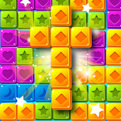Toys Pop Blast Crush Cubes
