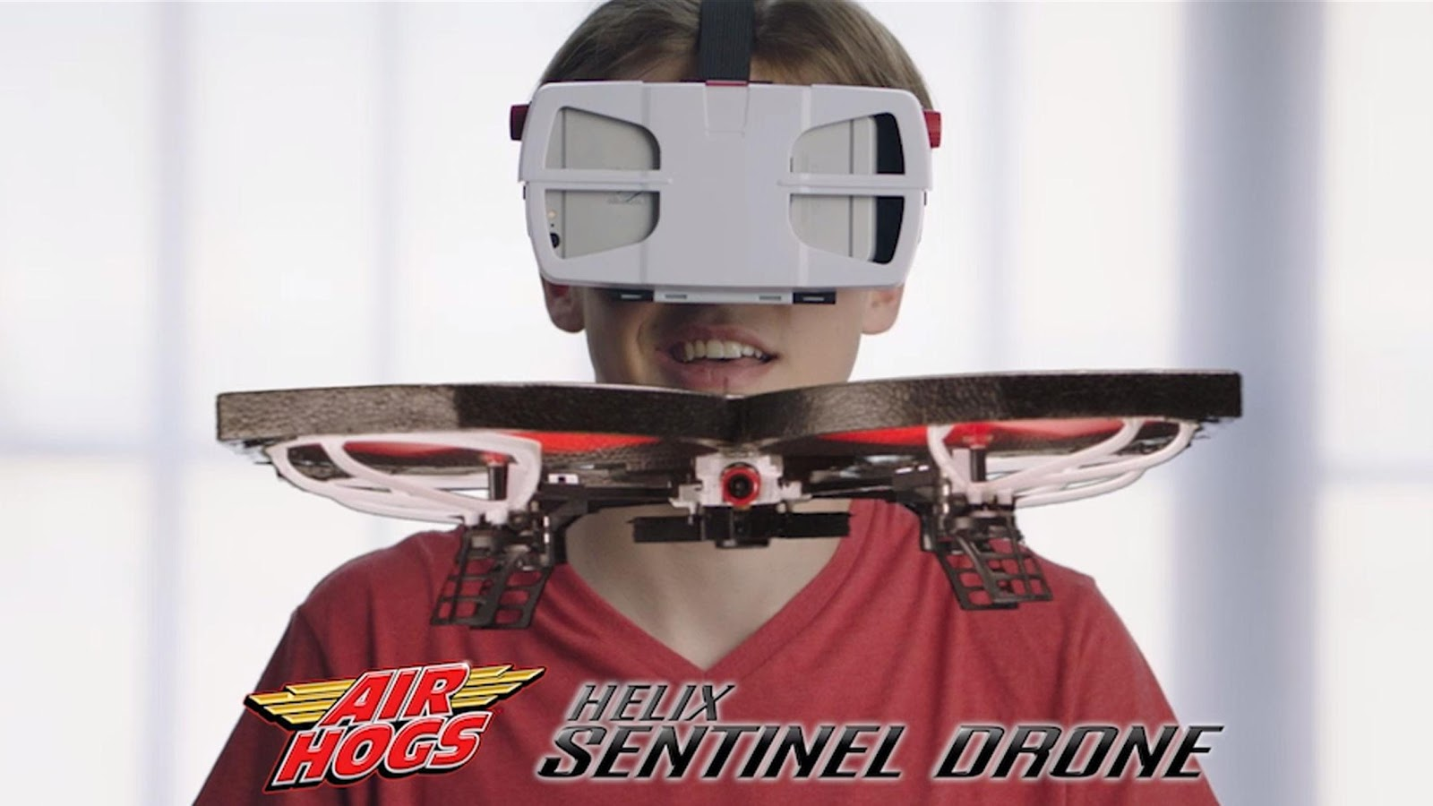 Air Hogs Helix Sentinel Drone