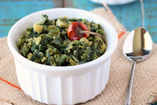 Spinach Dal Porial