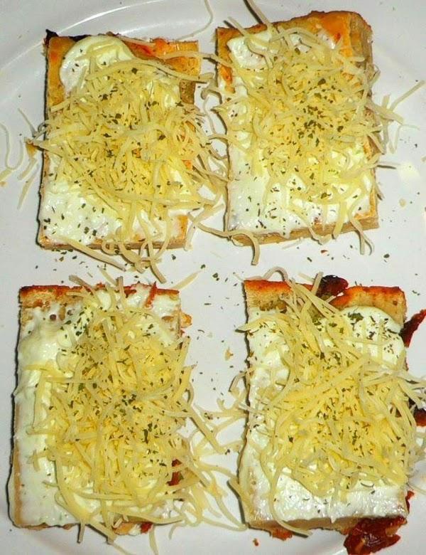 Sandwiches With Focaccia Recipe