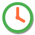 OneMoment - work time tracker icon