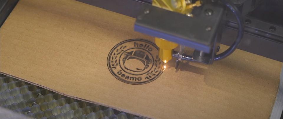 Tech Breakdown: The FLUX beamoDesktop Laser Cutter & Engraver
