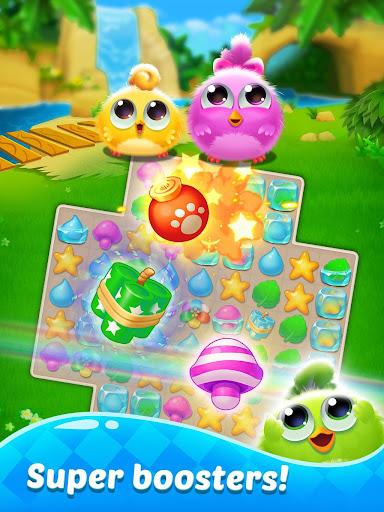 Puzzle Wings: offline match 3 & free puzzle games  captures d'u00e9cran 1