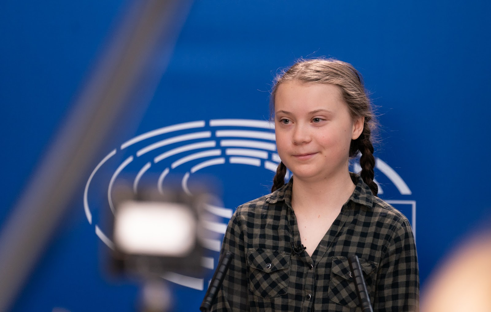 Greta Thunberg: leading the fight against climate change