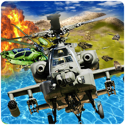 Gunship Real Air Helicopter War 3D (game)