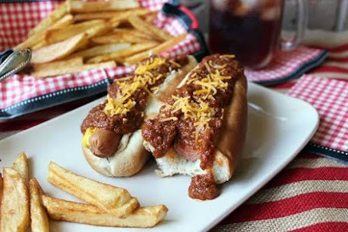 Wiggins Hot Dog Chili