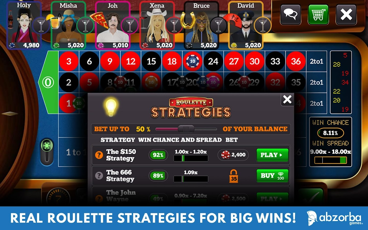 Roulette Live- screenshot