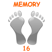 Memory16 - (Speech Therapist) - Free memory game