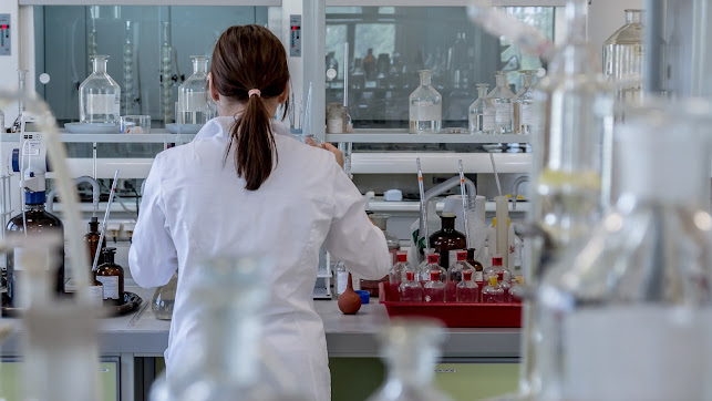 Análisis de laboratorio.