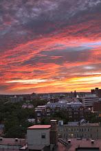 Photo: Sunset; Cambridge, MA