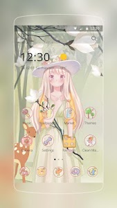 Pink Lovely Girl screenshot 7