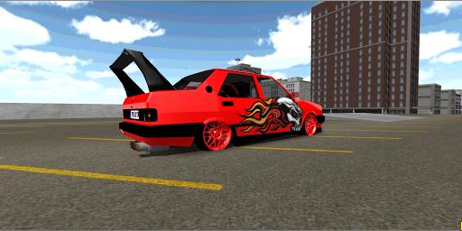 Şahin Modifiye ve Drift 3D