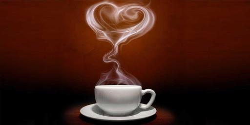 I Love Coffee Theme
